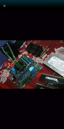 RAM Corsair dan VGA