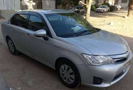 Toyota Axio G model 2013 for sale On Easy INSTALLMENT