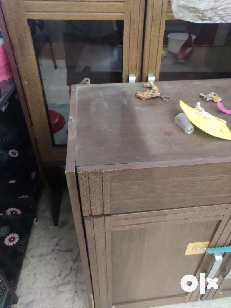 Kitchen cabinet, multi purpose