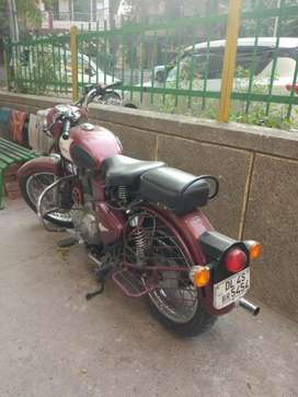 royal enfield classic 2010 oct
