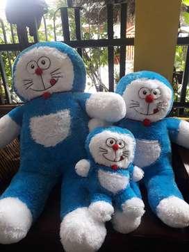 Boneka Doraemon Standing/Berdiri Inua Toys Sidoarjo