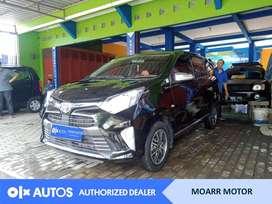 [OLXAutos] Toyota Calya E 1.2 MT 2019 Hitam #Moarr Motor