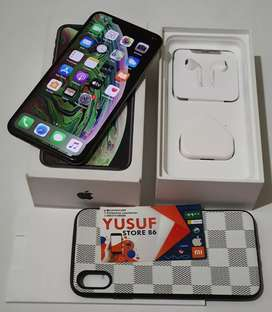 Iphone xs max 64 GB fulsed ex inter 2 SIM