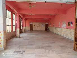 1100 sq.ft. Hall available for rent in residential area