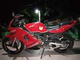 Jual motor ninja rr 25 juta NEGO