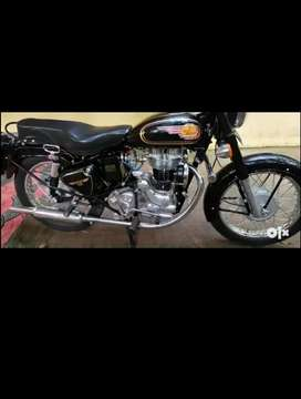 Royal Enfield bullet in showroom condition