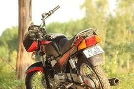 Yamaha rxz (Ported) xlent engine Unsleeved E1-bore