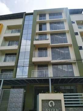 1515 sqft 3 bhk brand new flat at panampilly nagar