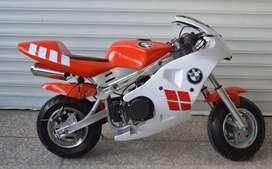 Brand New 50CC Bmw Pocket Bike