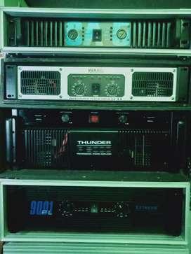 Power amplifier extream borongan