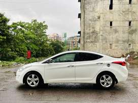 Hyundai Elantra 1.6 SX Option AT, 2012, Diesel