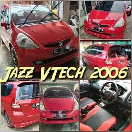 Jual Honda Jazz Vtec Matic 2006