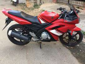 Yamaha R15 Cherry Red
