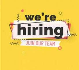 Urjent hiring for telecaller only for female