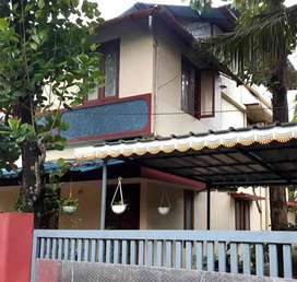 6 cent 3 Bhk House Randdamkutty (200 meter from NH)
