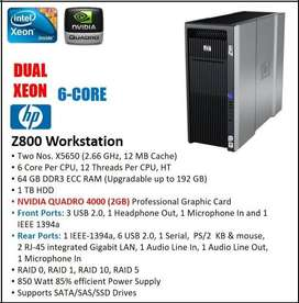HP/Dell Workstation