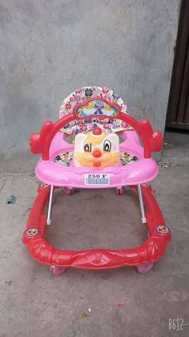 Baby Handle Walkers and Toys / Baby Walkers