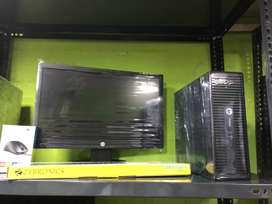 Lowest price Hp desktop Core i5 6th Generation 500 Gb hdd 4 Gb Ram