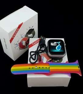 Jam Tangan T600 Smartwatch Kesehatan T600 Monitor Detak jantung