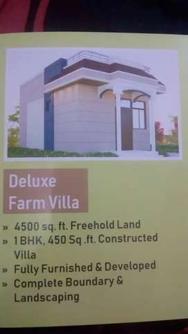 Farm house sell