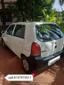 Maruthi Aulto Lxi excellent condition 2011 year