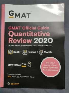 GMAT Official Guide Quantitative Review 2020
