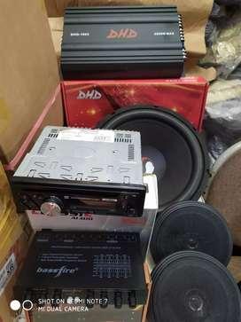 Tape DVD USB + paket sound lengkap + pream