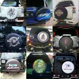 Cover/Sarung Ban Touring/Ecosport Toyota Rush/Terios/Pemurah#Liga Span