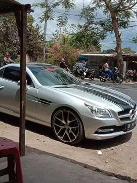 Dijual mobil sport mercy slk200