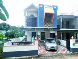 Beautiful new 4bhk project kazhakuttam Njandoorkonam