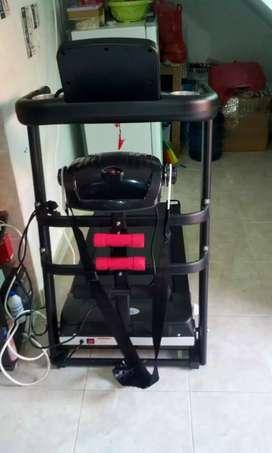 Treadmill kyoto elektrik best kualitas bayar ditujuan