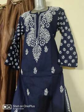 Women kurti all type  lucknow kurti 700
