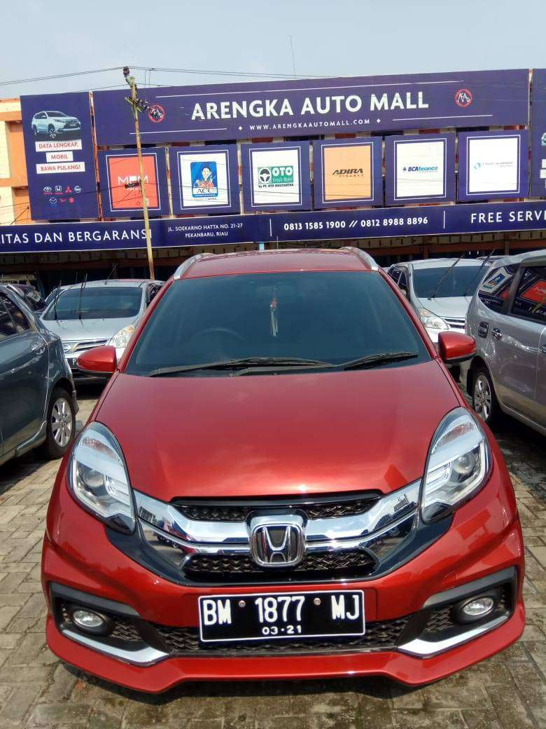 Mobilio 2016 Type RS Manual 0