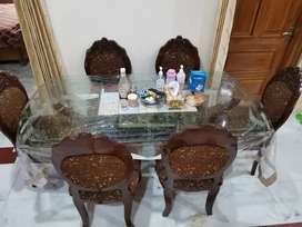 Dining table 6 seater for sale