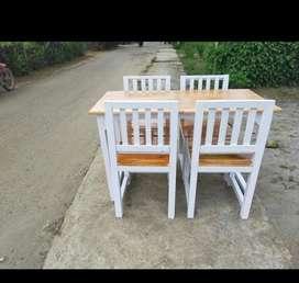 Meja kursi warkop cafe rumah makan dan usaha culiner lainnya medan