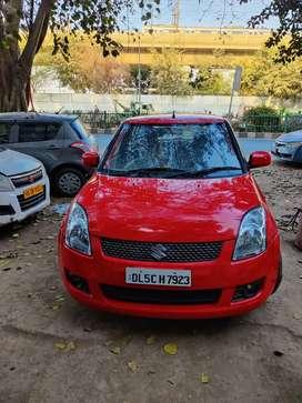 Maruti Suzuki Swift 2011 Diesel 82000 Km Driven