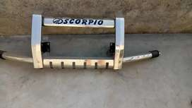 Scorpion carrior and safety bumper