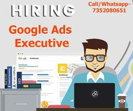 Google Ad Executive