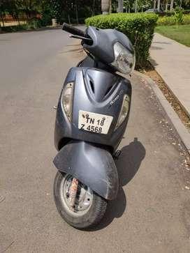Suzuki Access 125 (2011) for sale - ₹15000. Price negotiable.