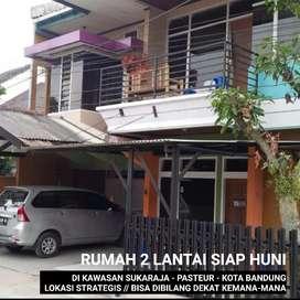 Rumah 2 lantai strategis di Pasteur, Sarijadi Setiabudi, Dago, Bandung
