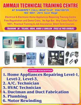 Learn Technical work,  practical Training, No Job