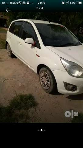 Ford Figo 2013 Diesel 75000 Km Driven