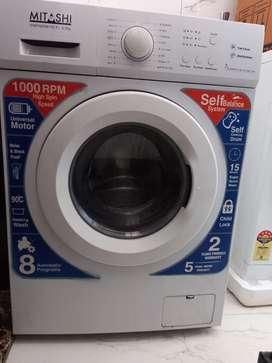 Mitashi washing machine fully automatic