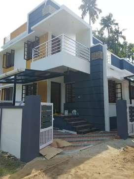 3 bhk 1200 sqft 3.25 cent new build house at edapally varapuzha area