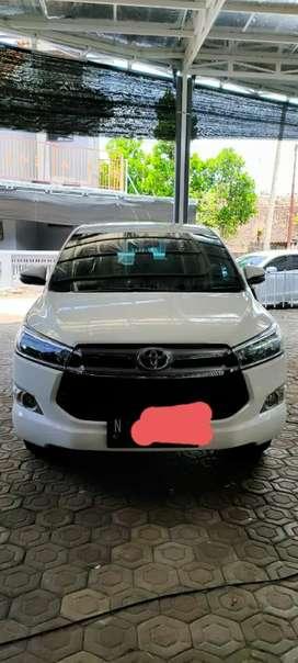 Dijual inova reborn g luxury 2018 km 6rb diesel manual