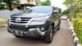 Fortuner G 2016 Automatic kondisi bagus