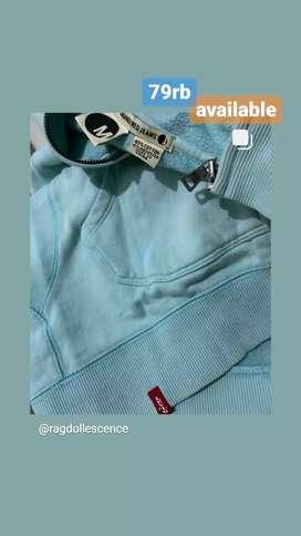 zip Hoodie Levis Engeneered size fit xs - s kond. 80%