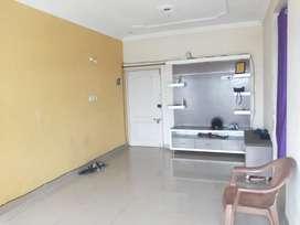 Semifurnished fantastic 2BHK corner flat with ventilation and light