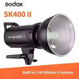 Lampu Studio Flash Godox SK400-II