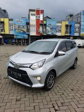 Toyota Calya th.2017, Tipe G, km29rb, Manual, Murmer